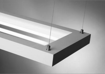 Plafonska lampa Frame O