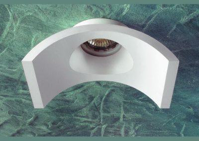Plafonska lampa S6