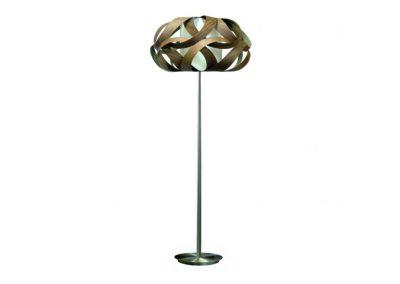 Podna Lampa Kim Madera 00082