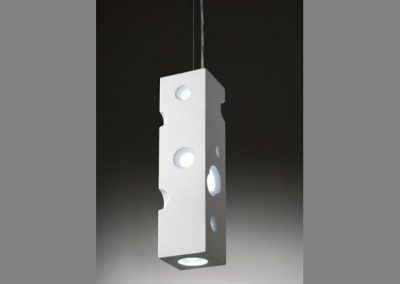 Plafonska lampa Bubble Tall