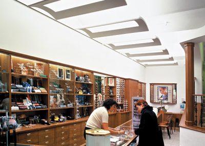 Plafonske lampe firme ECO Design idealne za prodavnice i radnje