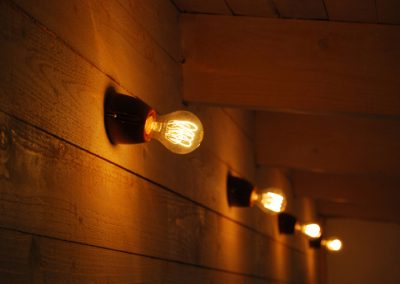 Basic Zidne Lampe IFO, Zemetex