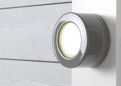 Cool Grey - Zidna Lampa Zemetex