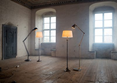 Watt Veke podne lampe