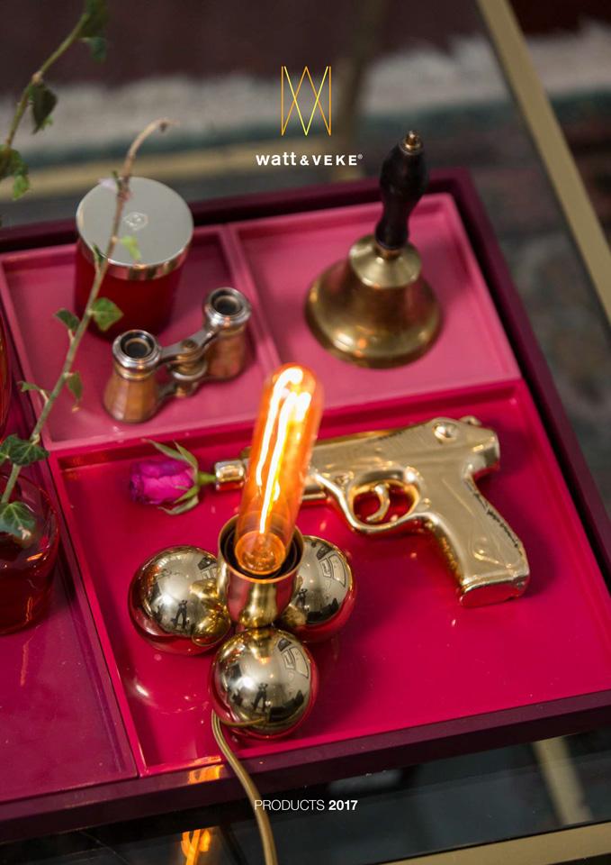 Lamp, lusteri i abažuri WATT&VEKE - katalog