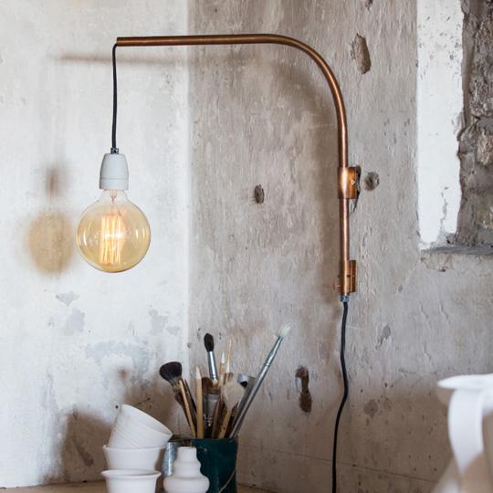 Zidne Lampe Watt Veke