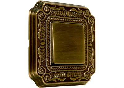Ručno rađeni prekidac iz TOSCANA kolekcije FIRENCE TOSCANA FD01361PB