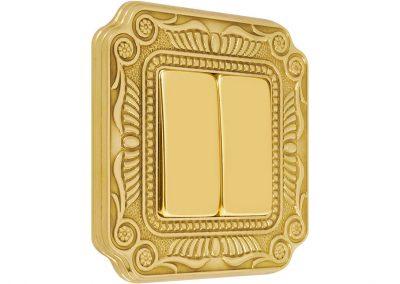 Ručno rađeni prekidac iz TOSCANA kolekcije FIRENZE TOSCANA FD01361OB