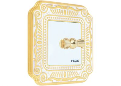Ručno rađeni prekidac iz TOSCANA kolekcije FIRENZE TOSCANA FD01361OP