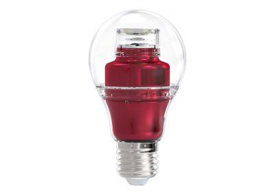 LED Sijalica Lookatme Crvena