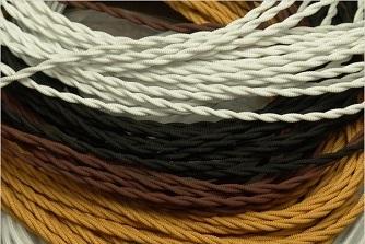 Tekstilni Kablovi za osvetljenje Zemetex Beograd